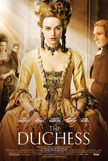 The-duchess-affiche